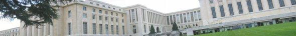UN Geneva Building